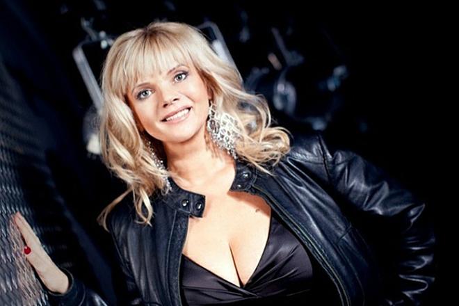 Марина Журавлева ее карьера на фото