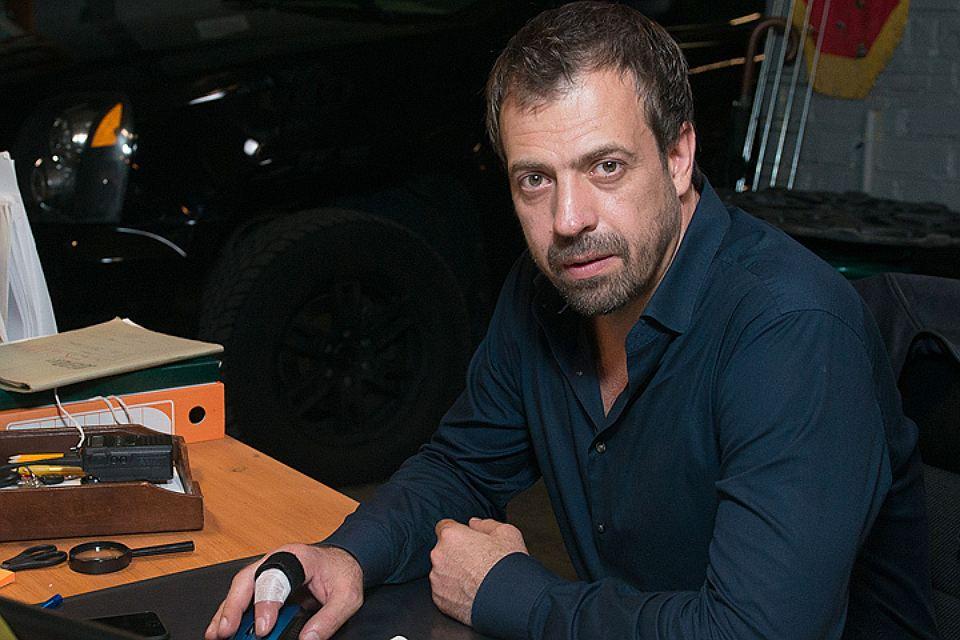 Влад Чижов на фото