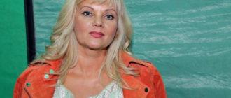 Марина Журавлева на фото