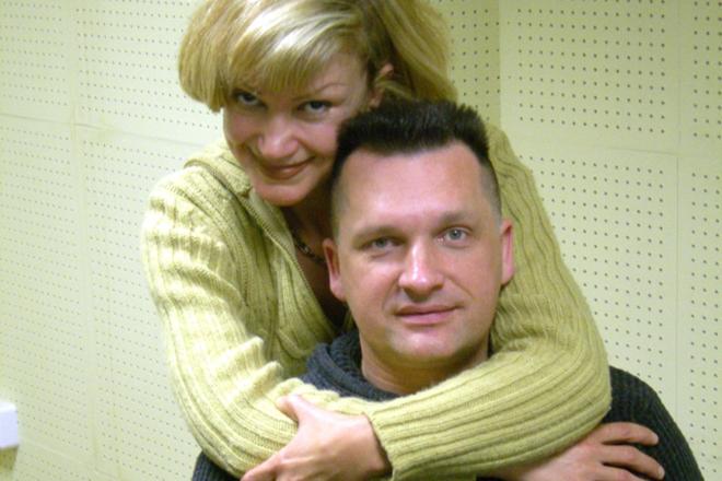 Сергей Лемох с Натальей в фото
