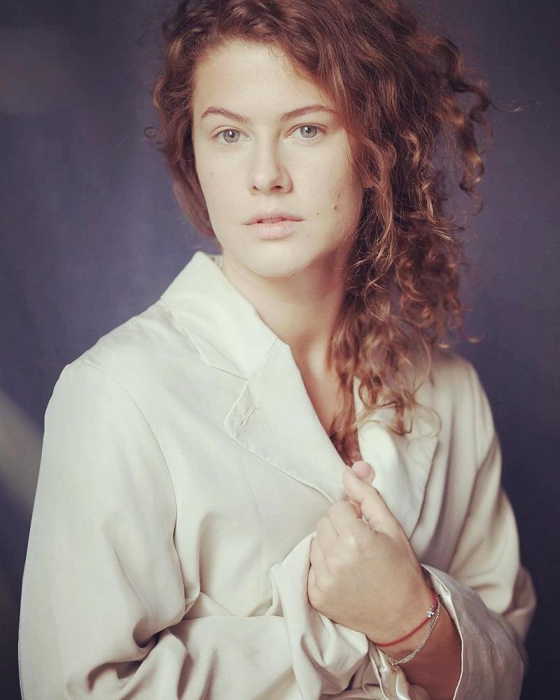 Дарья Легейда на фото