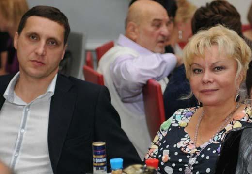 Ольга Богданова и Виталий Бигеев на фото