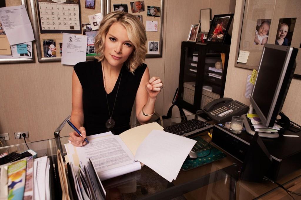Меган Келли и ее контракт с Fox News в фото