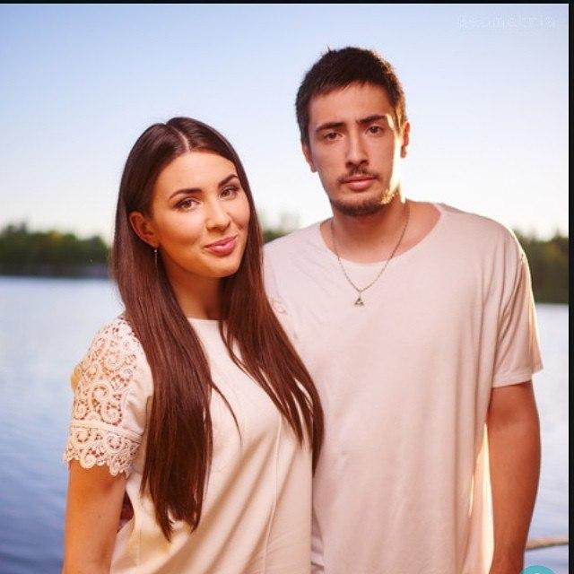Анна Корсун и Александр Корсун на фотографии