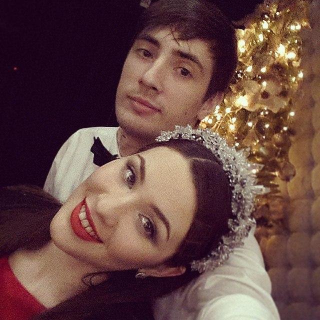 Анна Корсун и Александр Корсун в фото