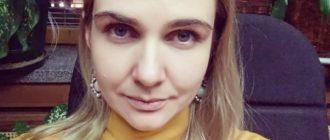 Анна Шафран теле и радиоведущая на фото