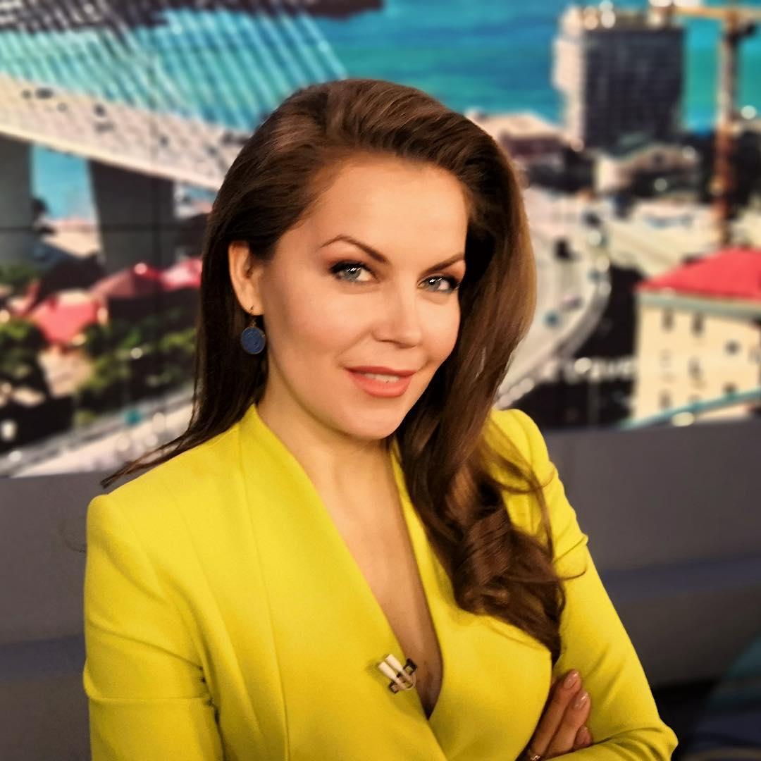 Екатерина Грачёва телеведущая на фото