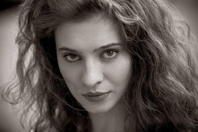 Елена Подкаминская в молодости на фото