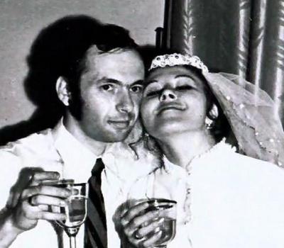 Виктор Шумилович и Любовь Успенская на фото