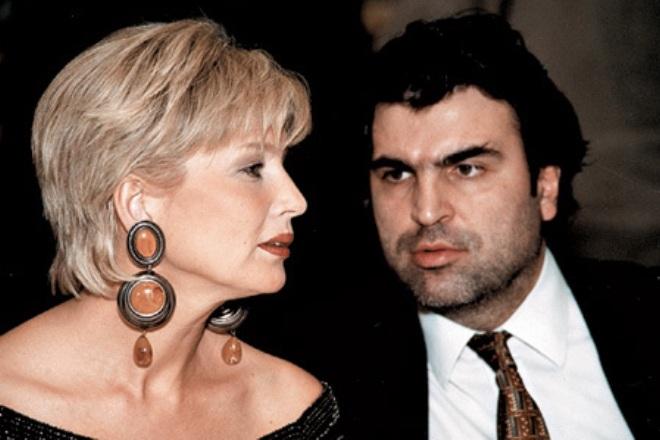 Татьяна Веденеева и Юрий Бегалов на фото