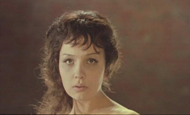 Наталья Тенякова в молодости в фото