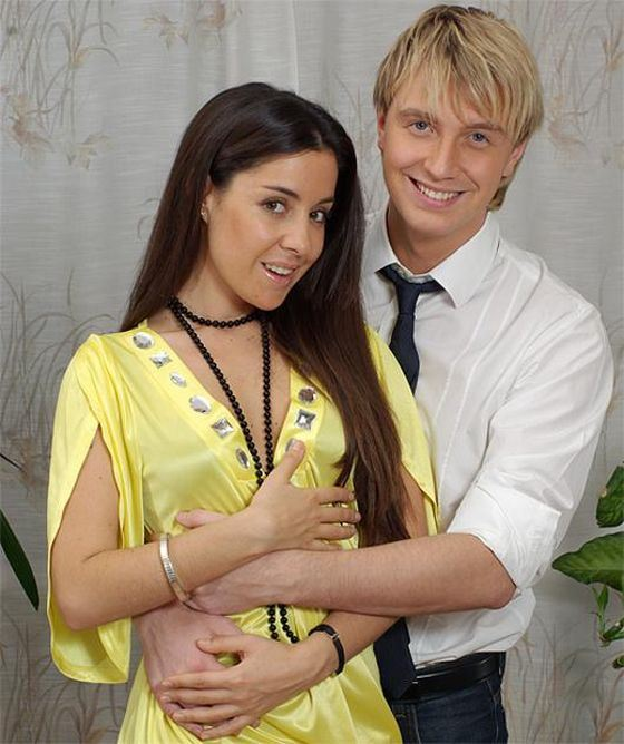 Мария Зайцева и Алексей Гоман на фото